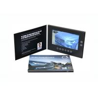 Quality Audio Visual Promotional Video Cards2GB Memory Video Message Card With USB Port for sale
