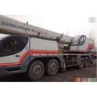 Buy cheap Chinese Zoomlion Used Mobile Crane Used QY35V/QY130H Truck Crane from wholesalers