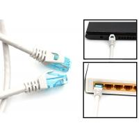 Buy cheap Outdoor Rated Long Or Short Cat6 Patch Cables UTP Category 6 Ethernet Cable from wholesalers