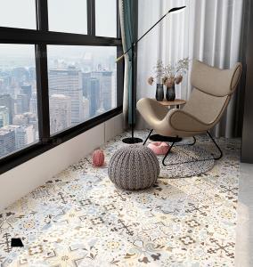 Quality Kitchen Bathroom Walls Flat 600x600 MM Decorative Subway Tiles for sale