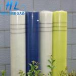 Quality 5x5mm 80GSM 60GSM Fiberglass Products Fabric Alkali resistant Fiberglass Mesh Rolls For Mosaic for sale