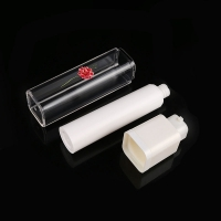 Quality 15ml 30ml 50ml Airless Facial Care empty lotion bottles with pump for sale