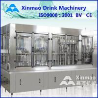 Quality 3 In 1 Auto Pulp Juice Filling Machine For 300ml PET Bottles 2000bph - 20000bph for sale