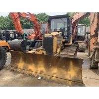 China 6 Way Blade Caterpillar D4C LGP Hystat Bulldozer CAT 3046 Engine/Used CAT D4 Dozer on sale