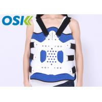 Quality Adjustable Orthopedic Posture Support Blue / White ODM OEM Service Provided for sale