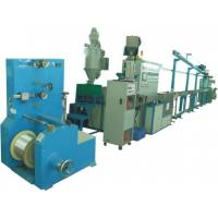 China epe foam extruding machine for computer wire,  data wire,  high frequency wire on sale