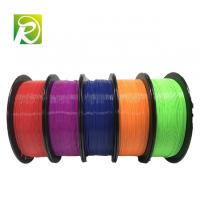 China 1.75mm ABS PLA 3D Printer Filament 1kg 2.2lbs Spool High Accuracy on sale