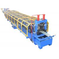Quality Automatic Interchangeable C AND Z Purlin Roll Forming Machine With Punching Hole for sale