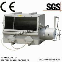 Quality Vacuum Glove Box/ Bench top stainless glove box for material science,chemistry use for sale