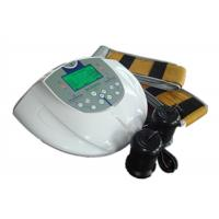 Quality Remote IR System Dual Detox Foot Spa Massager For Two People Toxin Removing for sale