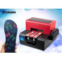 China Full automatic UV printer A4 UV Led flatbed Printer with  UV ink For phone case wood glass printing on sale