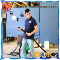 Quality SAND BLASTING HOSE 4 LAYERS BRAIDED FABRIC REINFORCED STEEL WORE REINFORCED for sale
