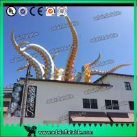 Quality Stage Decoration Inflatable Octopus Cartoon Inflatable Tentacle for sale