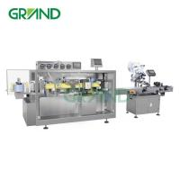 China GGS -118 P5 Car Perfume Plastic Ampoule Filling And Sealing Machine Fully Automatic on sale