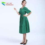Quality YIZHIQIU latest design maxi vestidos for sale