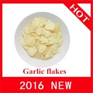 new dehydrated garlic flakes
