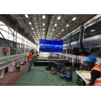 China Super Thin P2.5 Indoor Led Display Signs / SMD Led Wall Display With Meanwell Power Supply on sale