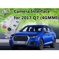 Quality Dynamic Parking Guideline Reverse Camera Interface for AUDI Q7 support 360 Panorama Cameras for sale