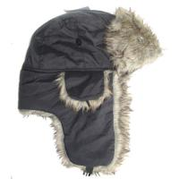 Quality Blue / Grey Cute Winter Wool Winter Hat For Keeping Warm / Protecting Head for sale