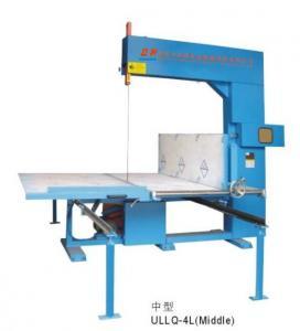 Buy cheap CNC Contour Cutting Machine / Sponge Cutting Machine 1.74KW For Square Foam Block product