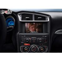 Buy Android Navigation Video Interface for Citroen , Google Market / Google Map / at wholesale prices
