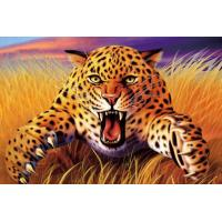 Quality Animal Designs Plastic 3D Printer Service Strong Tiger Style for sale