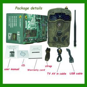China IP54 2560x1920 CMOS Sensor Strap Infrared Hunting Cameras ltl acorn 6310wmg wireless trail camera on sale