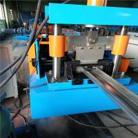 China 10-15m/min Door frame forming machine rolling door making machine on sale