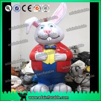 Quality Easter Decoration Inflatable Bunny Character Rabbit Cartoon for sale