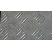 Quality 1050 1060 1100 3003 3004 5052 5754 6061 6063 Diamond Plate Aluminum Sheets Embossed for sale