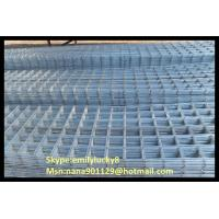 Quality Welded wire mesh panel/Galvanized welded mesh sheet/pvc welded mesh sheet for sale