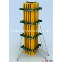 China Concrete column formwork, Adjustable Column formwork, shuttering, vertical formwork on sale