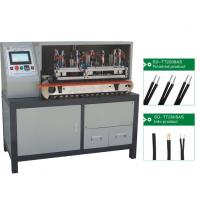 Quality CE Certificate SPT Wire Stripping Device Cable Twisting Tinning And Cutting Machine (SD-TT2008BS) for sale