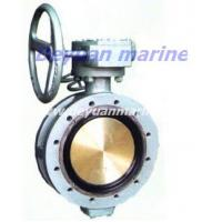 marine electric butterfly valve