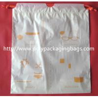Quality Hotel Reusable Drawstring Plastic Bags For Bikinis / Swimsuits / Bathing Suit / Swimwear for sale