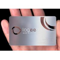 Quality popular business metal card for sale