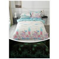 Buy cheap Luminous comforter pastel bed sheet duvet cover set Amazing children magical from wholesalers