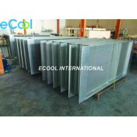 Buy cheap Stainless Steel Coling Coil / Fin And Tube  Heat Exchanger for Pollution Gas Recovery System from wholesalers