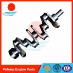 Quality KOMATSU forklift spare parts exporter 4D94LE forging crankshaft YM129902-21000 129902-21050 for sale