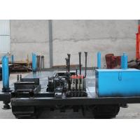 China Low Price Borehole Crawler Mounted Drilling Rig / Water Well Drilling Rig for Sale on sale