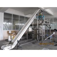 Buy cheap Stainless Steel Nuts Crispy Automatic Packaging Machine with Feeding Elevator product