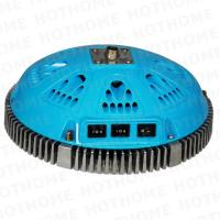 Quality Allstar Plant UFO 90w Led Grow Light (48*3w) for Industrial Factory Exhibition Warehouse for sale