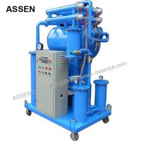 Buy ZY Portable Insulating Oil Filtering Plant, Insulating Oil Cleaning System at wholesale prices
