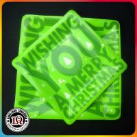 China Disposable Square Paper Plate for Restaurant or Picnic on sale