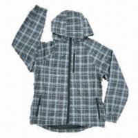Quality Women's Soft-shell, Made of 100% Polyester Taslan for sale