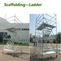 Quality Movable Formwork Scaffolding Systems , Q235 / Q345 Ringlock Scaffolding System for sale