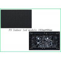 P3 Indoor Advertising Screens RGB Full color For Banquet RoHS / FCC
