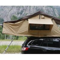 Quality Portability 2-3 Person Large Roof Top Tent High Strength For 4x4 Accessories for sale