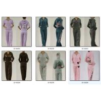 Buy velour tracksuit at wholesale prices