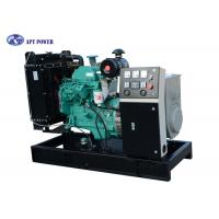 Buy cheap 25kVA 20kW Cummins Diesel Genset for Marine , Open Frame Mounted from wholesalers
